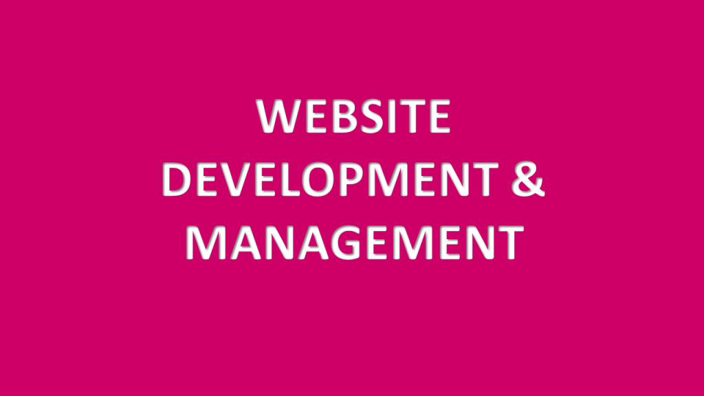 website dev