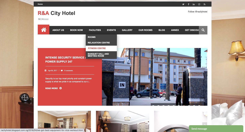 Racity Hotel